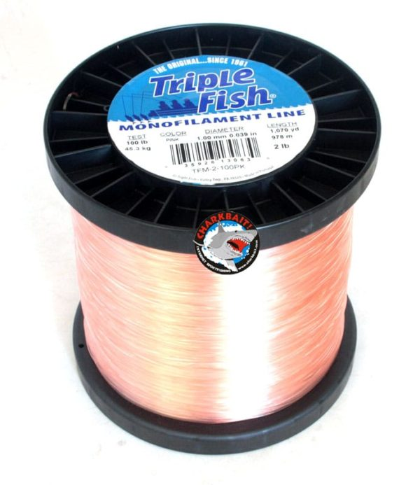 Triple Fish Monofilament Line