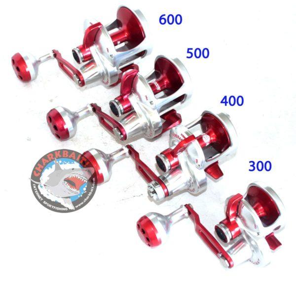 Accurate Valiant Single Speed Reels