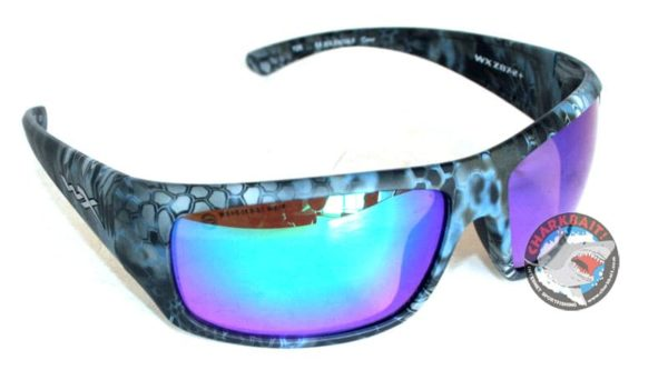 Wiley X Omega Kryptek Polarized Sunglasses