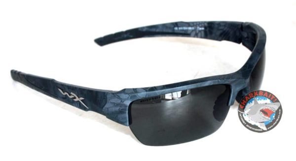 Wiley X Valor Kryptek Polarized Sunglasses