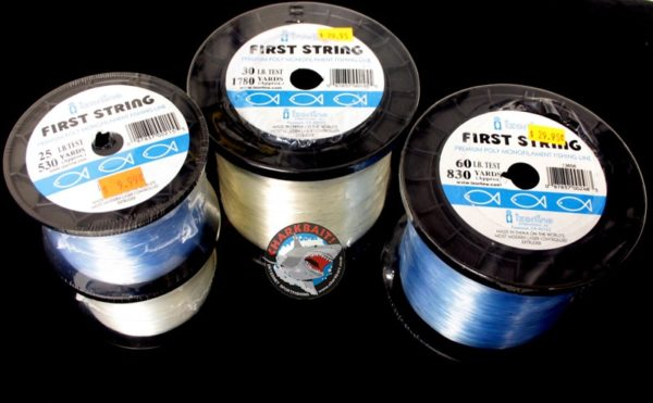 Izorline First String Monofilament