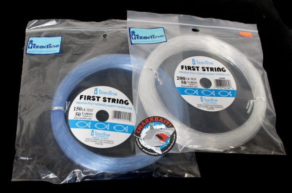 Izorline First String 50 Yard Leader Coils