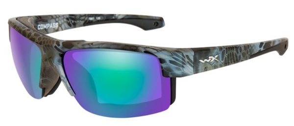 Wiley X Compass Kryptek Polarized Sunglasses