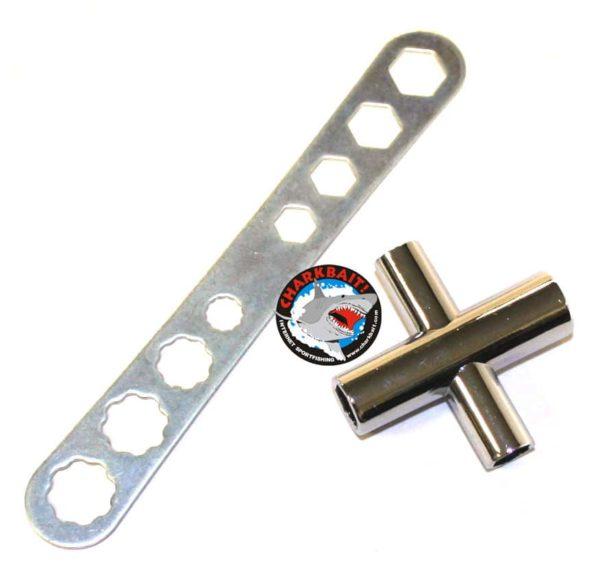 Team International 4-Way Wrench