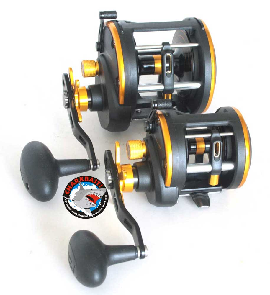 Penn Squall Levelwind Conventionnelle Reel