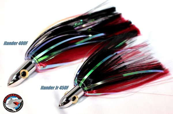 Iland Flasher 400F Bullet Head Lures