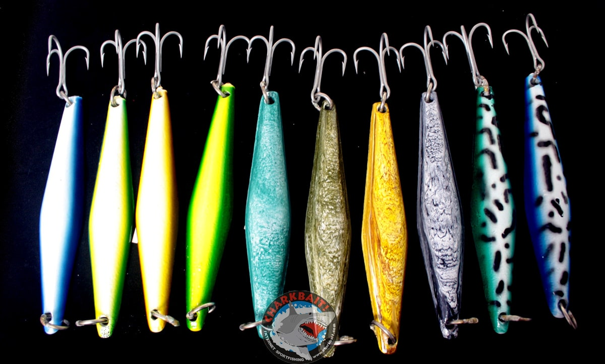 Salas J-Pot Light Jigs