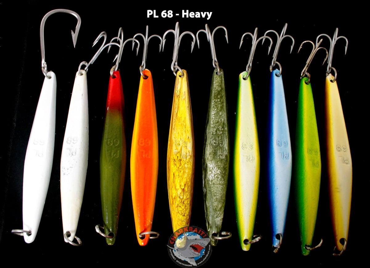 Salas PL-68 Heavy Jigs