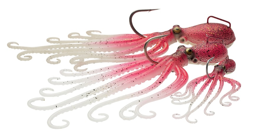 Savage Gear 3D Octopus Lures