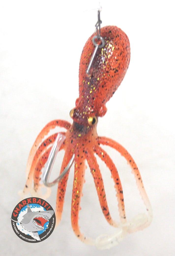 Savage gear 3d octopus 10cm 35g lure sea predators new 2020