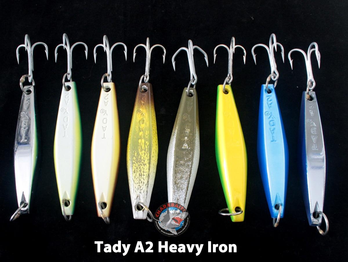 Tady A2 Heavy Jigs