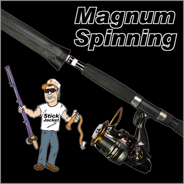 Stick Jacket Magnum Rod Covers