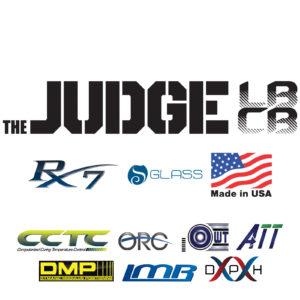 Rainshadow The Judge Series Rod Blanks