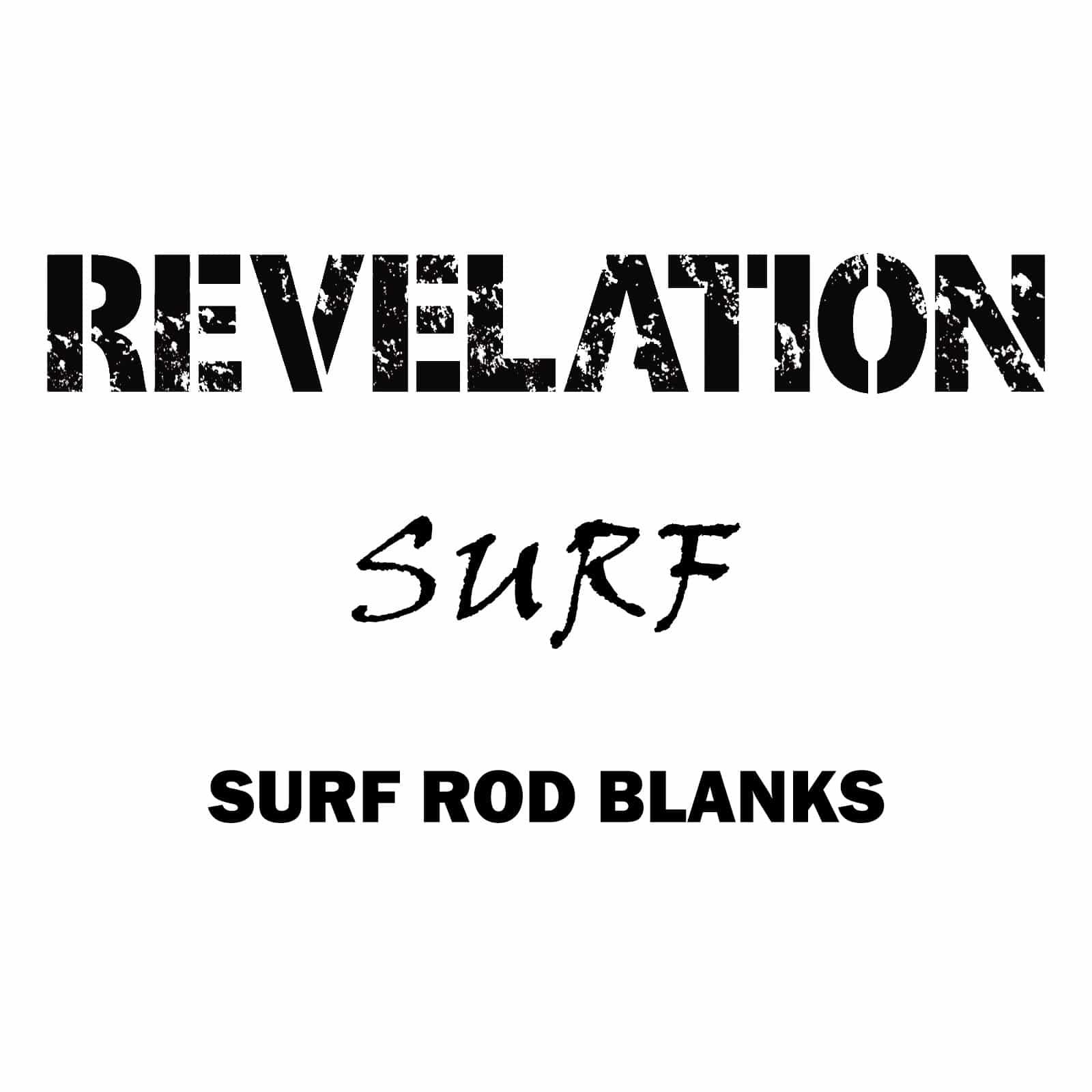 Rainshadow Revelation Surf Rod Blanks Charkbait