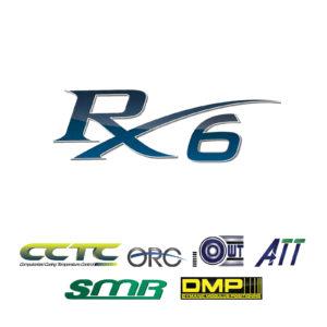 Rainshadow RX6 Series Rod Blanks